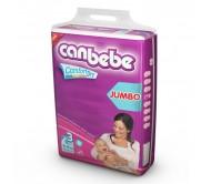CANBEBE Bebek Bezi Avantaj Jumbo Paket Midi 3 Beden (4-9 kg) 68'li