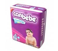 CANBEBE Bebek Bezi Süper Ekonomik Ekstra Large 6 Beden (16+ kg) 28'li