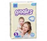 Giggles Bebek Bezi Jumbo Paket Junior 5 Beden (11-25 kg) 46'lı