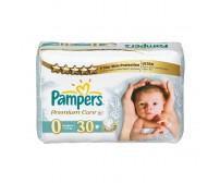 Prima Bebek Bezi Premium Care Prematüre Paket 30`lu